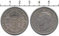 Изображение Монеты Великобритания 2 шиллинга 1947 Медно-никель XF