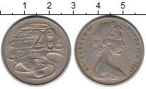 Изображение Монеты Австралия 20 центов 1967 Медно-никель XF