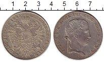 Изображение Монеты Европа Австрия 1 талер 1845 Серебро XF