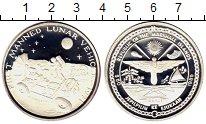 Изображение Монеты Маршалловы острова 50 долларов 1989 Серебро Proof Луноход