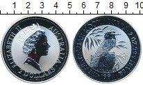 Изображение Монеты Австралия 2 доллара 1992 Серебро Proof