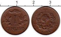 Изображение Монеты Южная Америка Колумбия 1 сентаво 1967 Бронза XF