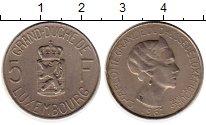 Изображение Монеты Люксембург 5 франков 1962 Медно-никель XF