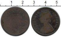 Изображение Монеты Индия 1/4 анны 1877 Медь VF Виктория
