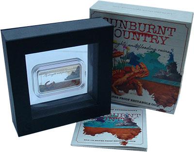 Изображение Подарочные монеты Австралия и Океания Австралия 1 доллар 2015 Серебро Proof