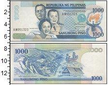 Изображение Банкноты Филиппины 1000 писо 0  UNC
