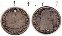 Изображение Монеты Боливия 1 соль 1830 Серебро VF