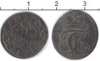 Изображение Монеты Германия Мюнстер 1/48 талера 1692 Серебро VF+
