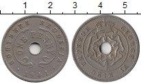 Изображение Монеты Родезия 1 пенни 1941 Медно-никель XF Георг VI