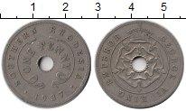 Изображение Монеты Великобритания Родезия 1 пенни 1937 Медно-никель XF