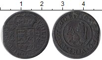 Изображение Монеты Европа Испания 1 мараведи 1720 Медь XF-