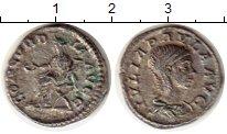 Изображение Монеты Древний Рим 1 денарий 0 Серебро XF