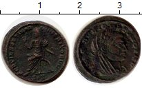 Изображение Монеты Древний Рим AE3 0 Бронза XF Константин Великий.