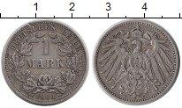 Изображение Монеты Германия 1 марка 1904 Серебро XF F