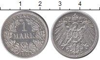 Изображение Монеты Европа Германия 1 марка 1904 Серебро XF