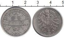 Изображение Монеты Германия 1 марка 1875 Серебро XF