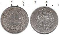 Изображение Монеты Европа Германия 1 марка 1875 Серебро XF