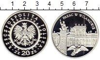Изображение Монеты Европа Польша 20 злотых 2000 Серебро Proof