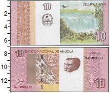 Изображение Банкноты Ангола 10 кванза 2012  UNC