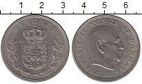Изображение Монеты Европа Дания 5 крон 1961 Медно-никель UNC-