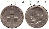 Изображение Монеты США 1/2 доллара 1976 Медно-никель XF-