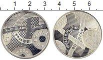 Изображение Монеты Европа Нидерланды 5 евро 2009 Посеребрение UNC