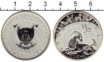 Изображение Монеты Камерун 500 франков 2010 Серебро Proof-