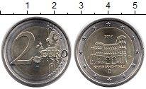 Изображение Монеты Европа Германия 2 евро 2017 Биметалл UNC