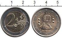 Изображение Монеты Европа Бельгия 2 евро 2009 Биметалл UNC
