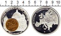 Изображение Монеты Европа Германия Медаль 0 Посеребрение Proof