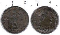 Изображение Монеты Древний Рим 1 центонианализ 0 Бронза VF Магненций