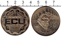 Изображение Монеты Нидерланды 10 экю 1993 Медно-никель UNC