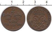 Изображение Монеты Европа Швеция 2 эре 1930 Бронза XF