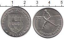 Изображение Монеты Европа Португалия 5 эскудо 1982 Медно-никель UNC-