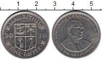 Изображение Монеты Маврикий 1 рупия 2010 Медно-никель XF