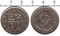 Изображение Монеты Африка Маврикий 1 рупия 2005 Медно-никель UNC-