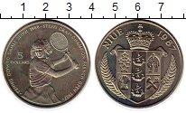 Изображение Монеты Ниуэ 5 долларов 1987 Медно-никель UNC- Олимпийские игры, те