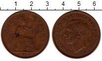 Изображение Монеты Европа Великобритания 1 пенни 1937 Бронза XF