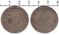 Изображение Монеты Германия Бранденбург 1/6 талера 1668 Серебро VF