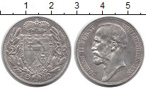 Изображение Монеты Лихтенштейн 2 кроны 1912 Серебро XF