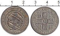 Изображение Монеты Германия Берн 1 батзен 1826 Серебро XF