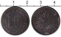 Изображение Монеты Австрия 10 грош 1959 Цинк VF