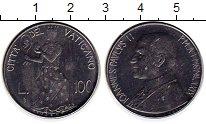Изображение Монеты Европа Ватикан 100 лир 1979 Сталь UNC-
