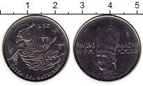 Изображение Монеты Ватикан 50 лир 1969 Сталь UNC-