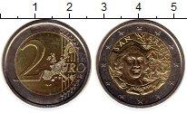 Изображение Монеты Сан-Марино 2 евро 2006 Биметалл UNC-