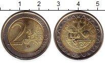 Изображение Монеты Сан-Марино 2 евро 2005 Биметалл UNC-