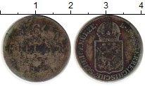 Изображение Монеты Европа Австрия 6 крейцеров 1849 Серебро F