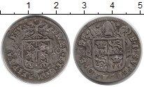 Изображение Монеты Швейцария 1 батзен 1710 Серебро XF-