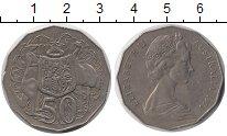 Изображение Монеты Австралия 50 центов 1971 Медно-никель XF