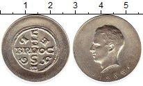 Изображение Монеты Европа Бельгия Жетон 1965 Серебро UNC-